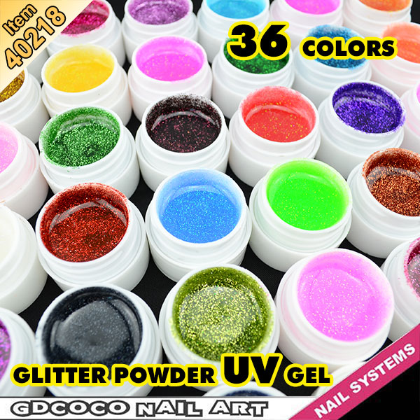 Sales Promotion Letter Sample Uv 36 Color Gel Sets 40218w Free