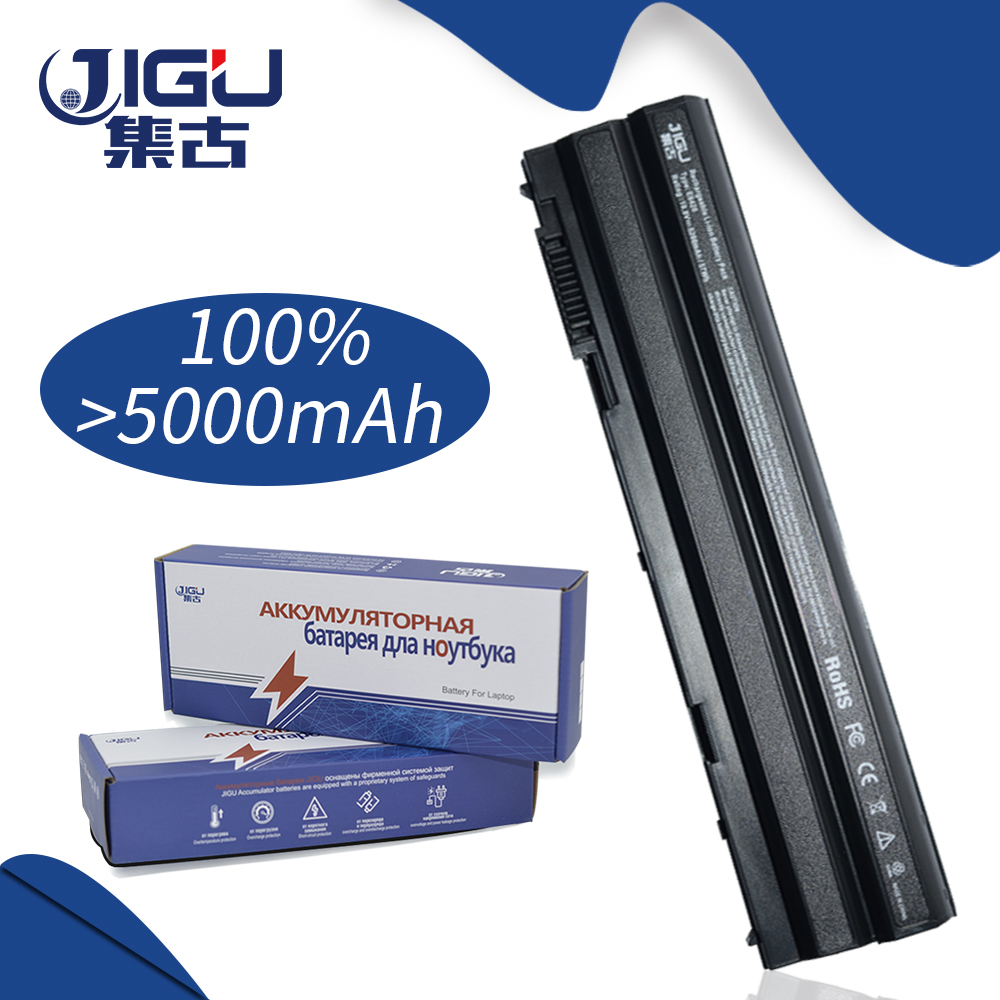 JIGU Laptop Battery For Dell E5420 E5520m E6120 E6430 E6420 E6520 E6530 E5520 E6420 XFR For Inspiron 7420 7520 7720 5420 5520 цена и фото