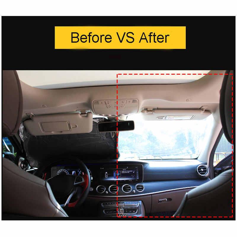 Pare-brise de voiture 150X70 cm pare-brise avant fenêtre arrière pour VW Polo Golf 3 4 5 6 7 Jetta MK3 MK4 MK5 MK6 MK7 Touareg Tiguan