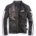 Men's Motorcycle Jacket Men's Leather Jacket