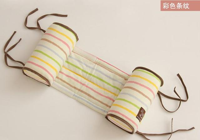 Baby side turn to finalize the design pillow safety protection pillow a lot of color design 20*10*9