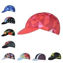 Велосипедная Кепка, маленький тканевый шлем, открытый зонт, велоодежда, шапка для езды на велосипеде, Спортивная Кепка s