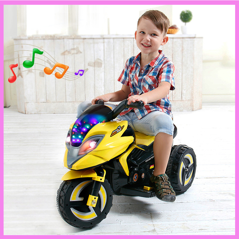 Child Electric Car Kids Ride on Car Child Pretend Play Toys RC Car Electric Baby Toy Vehical Car