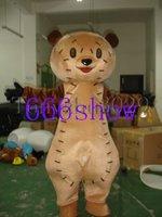 Personality Bear mascot costume free shipping
