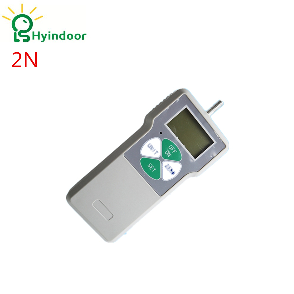 2N digital portable push pull force gauge dynamometer force tester  3n digital portable push pull force gauge dynamometer force tester