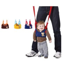 купить Four Seasons Breathable Baby Belt Child Safety Belt Assistant Learning Walking Strap Traction Toddler Learning Walking Walker дешево