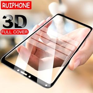 Película de proteção 3d para xiaomi, película protetora de tela para xiaomi redmi 6a 6 pro 4 pro redmi nota 4 4x 5a vidro