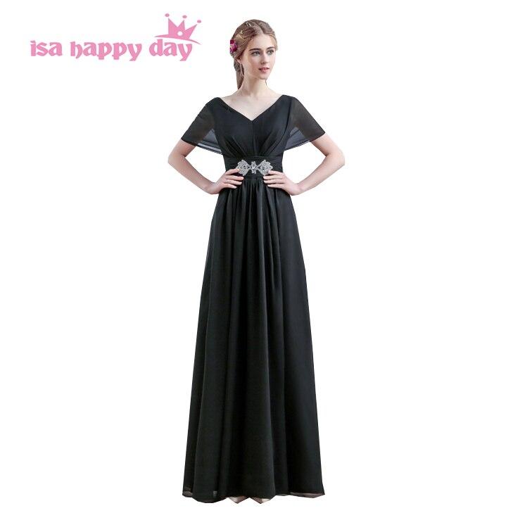 Belles robes de soirée pour femmes en mousseline de soie grande taille robe robe 2019 nouveauté robes longues pour femmes maternité mariée W3547