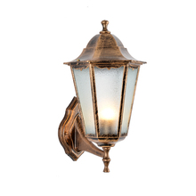 European Style Antique Retro Outdoor Wall Lamp Balcony Waterproof Corridor  Patio Exterior Lighting Wall Light LO7257