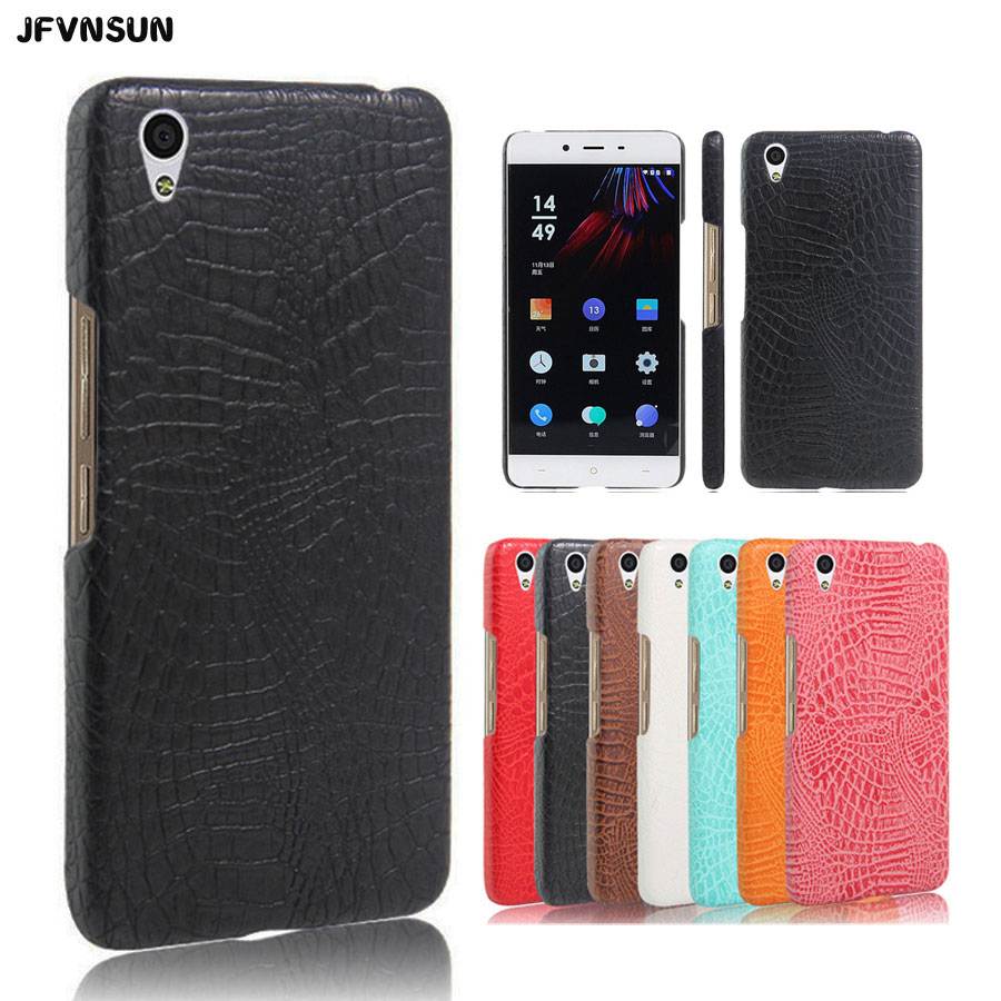 oneplus X Case Luxury Crocodile Leather Skin Case for OnePlus X One Plus X Cover NEW SLIM Protective Cases Hard Shell Phone Bag