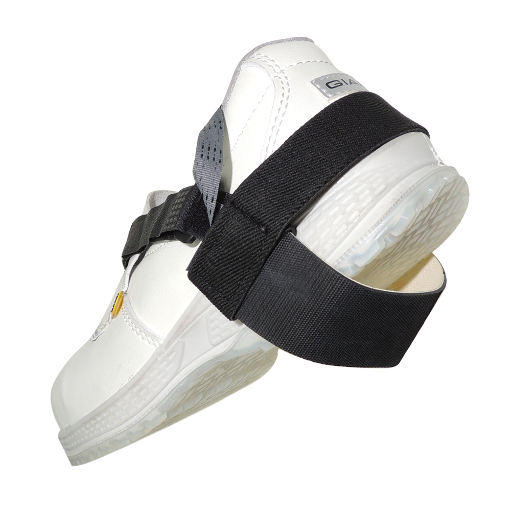 ESD Heel Strap Static Foot Wrist Ring For Shoe Safe One Sole Foot Strap One Life Spam Heel Electronic Discharge Grounder Safety