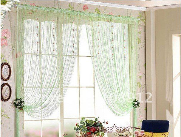 Curtains Ideas curtains decoration pictures : Aliexpress.com : Buy Ready Made Curtains String Curtain Accent ...