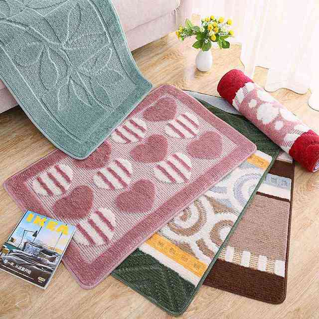 Modern Indoor Porch Door Mat Non Slip Doormats Floor Mats Kitchen