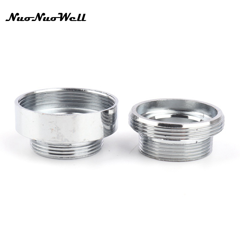 Stainless Steel M22 To M28 Thread Connector Faucet Joints Water Tap Adapter  Water Purifier Accessory Garden Irrigation Parts