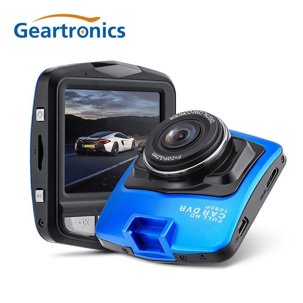 Geartronics Newest Mini Car DVR Camera GT300 Camcorder 1080P Full HD Video Registrator Parking Recorder G-sensor Dash Cam CAR St