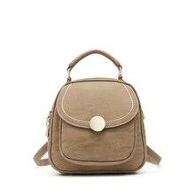 Doodoo женские рюкзаки женские PU кожаные рюкзаки женские школьные сумки для девочек-подростков студент колледжа Повседневная сумка D6226