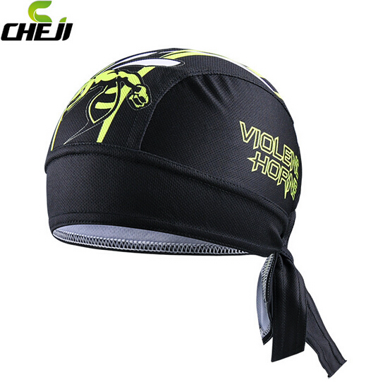 Violence Wasp Black Men Outdoor Bicycle Sports Hats Bike Cycling Headscarf Ride Equipment Riding Bandana Pirate Scarf Headband