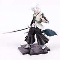 BLEACH Hitsugaya Toushirou PVC Figure Collectible Model Toy 18cm
