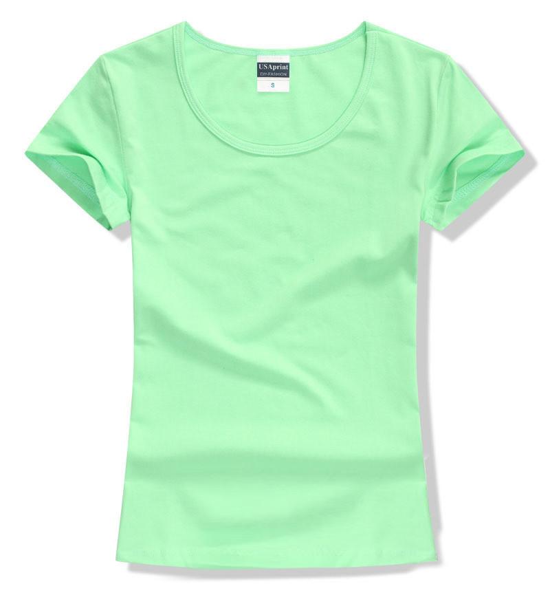 HTB1V1GjIFXXXXbtXFXXq6xXFXXXX - New Women Summer Casual Cotton Short Sleeve t-shirt O-neck Clothing
