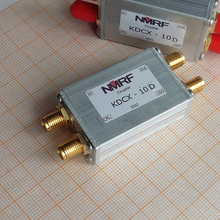 Free shipping KDCX-10D 20~500MHz RF broadband high-power directional coupler (dual port)