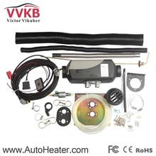 Diesel heaters 24V 5KW Air Parking Heater in diesel truck, boat, Rv, Camper,bus, caravan,Motor home (Free shipping)