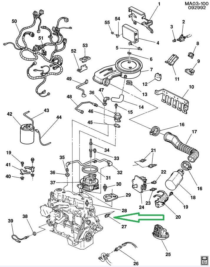 ls temp sensor wiring diagram