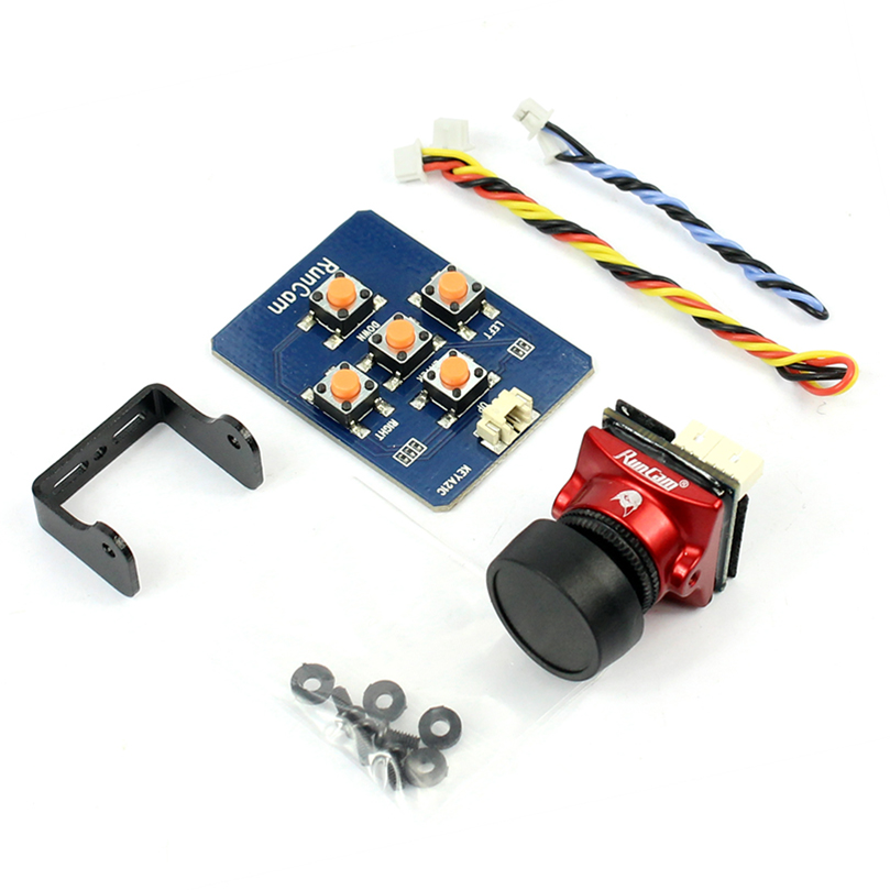 RunCam Micro Eagle 800TVL FPV Camera CMOS Sensor 16 9 4 3 NTSC PAL Switchable for