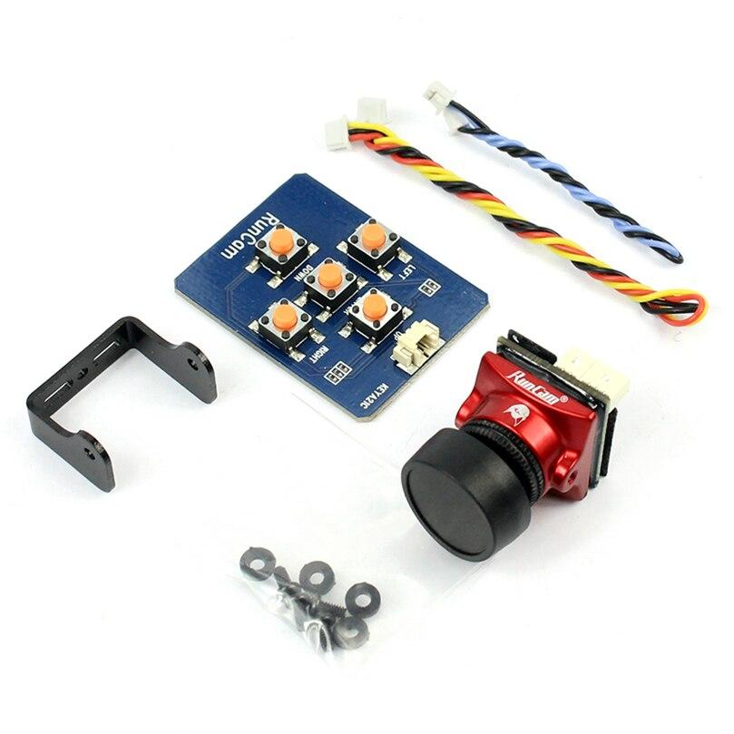 Capteur CMOS pour caméra RunCam Micro Eagle 800TVL FPV 16:9/4:3 NTSC/PAL commutable pour Drone de course quadrirotor WDR FPV-in Pièces et accessoires from Jeux et loisirs    1