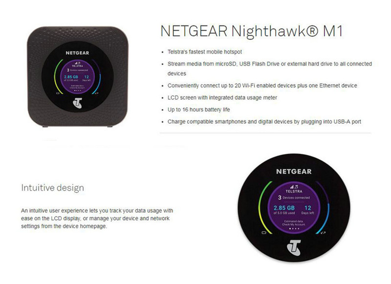 Netgear Nighthawk M1 Not Charging