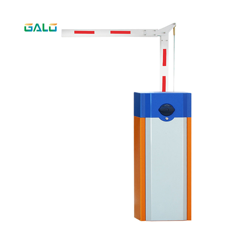 GALO Barrier Gate Opener system, 180 Degree Folding boom barrier gate for Parking System 180 degree barrier gate automatic barrier car park barrier simple machines