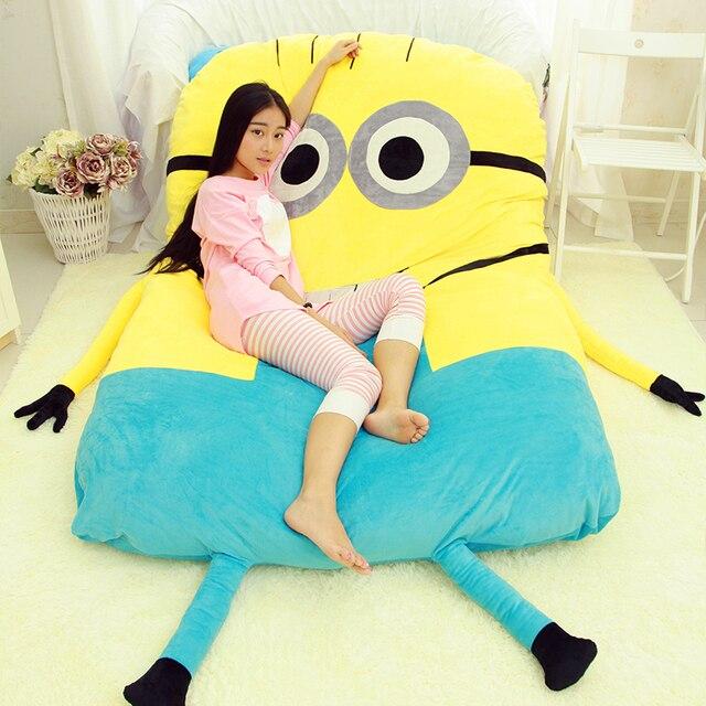 Personalized small cartoon sleeping pad mattress mats lounger sofa bed tatami birthday gift