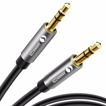 3.5mm Aux Cable Male to Male Audio Cable Line For Car iPhone MP3/MP4 Headphone Speaker