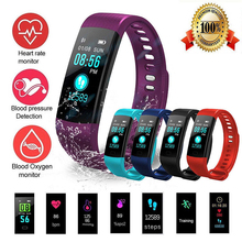 Heart Rate Tracker Blood Pressure wristband