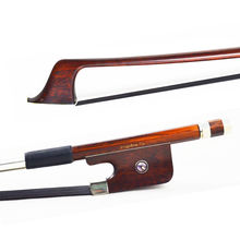 4/4 Size Concerto Level French Model Snakewood Material Double Bass Bow! Great Balanced, Wonderful String Instrument Part,Hurry