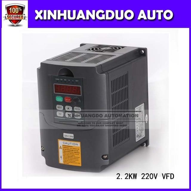 US $125.88  Beste! Förderung für 2.2KW 220 v AC Frequenz Inverter on