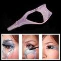 3 em 1 Mascara Cílios Escova Curler Lash Comb Novidade Multifunction Cosméticos (Cor Aleatória)