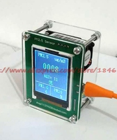 Free Shipping Laser PM2 5 Detector Dust Haze Measurement Of Air Quality Monitoring PM2 5