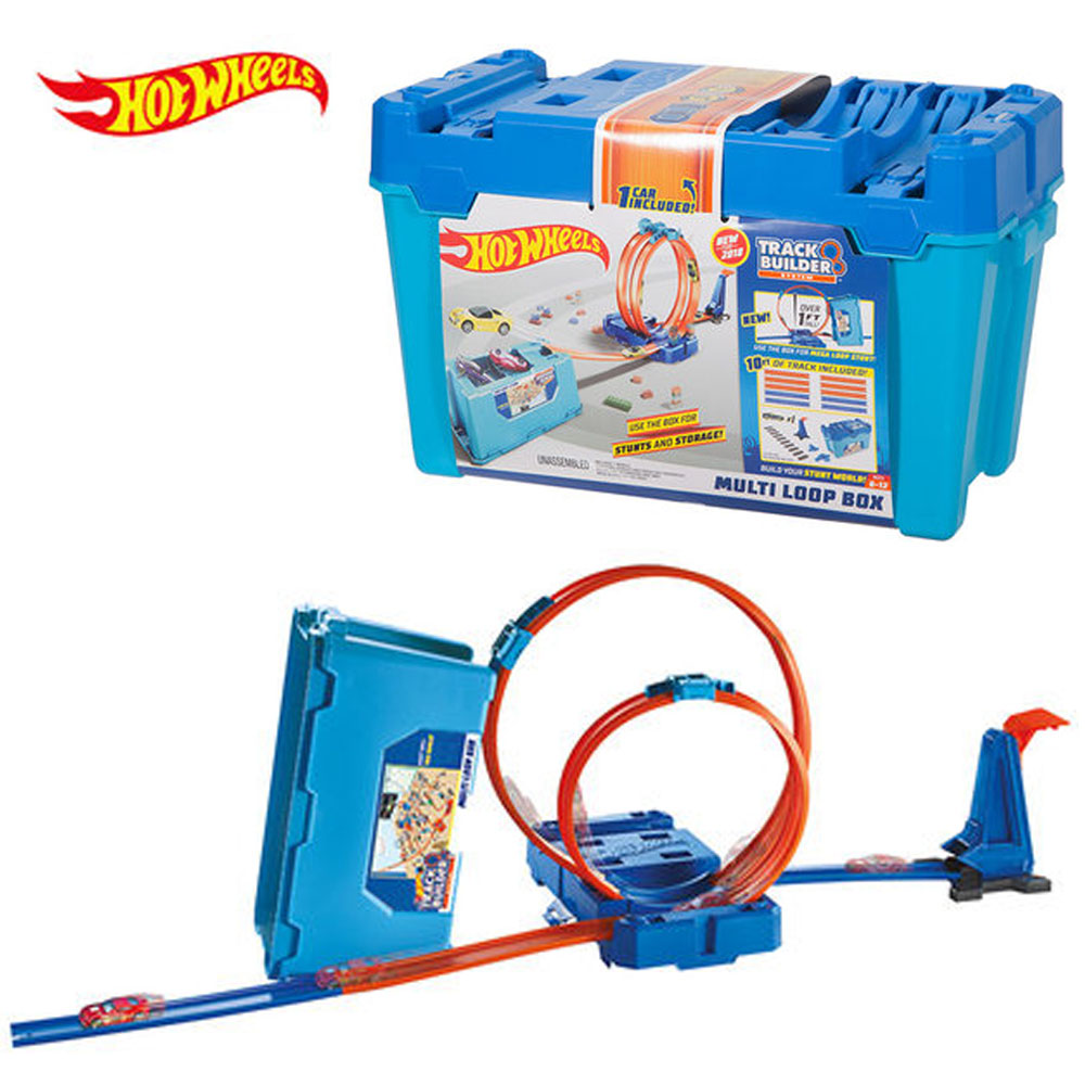 Hot Wheels Cars Track Set Multifunctional Carros Brinquedos Diecast Hotwheels Kids Toys For Children Birthday Gift oyunca FLK90