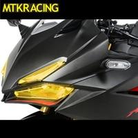 For HONDA CBR 250 R CBR 250R 2017 2018 Mototcycle accessories Headlight Protector Cover Screen Lens