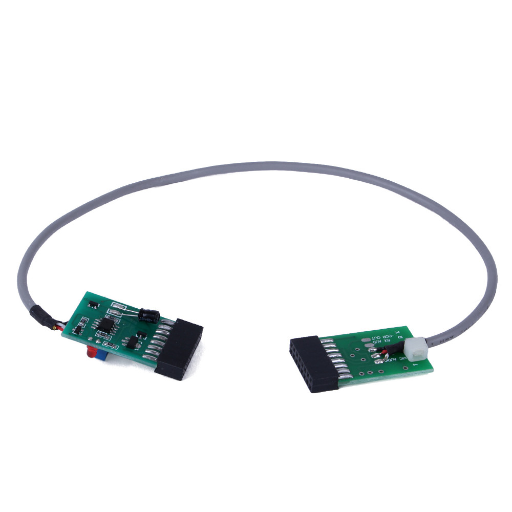 for <font><b>Motorola</b></font> Radio <font><b>GM300</b></font> GM338 GM3188 TX-RX Time Delay Cable Radio Repeater <font><b>Connector</b></font> Cable Walkie Talkie Two Way Radio image