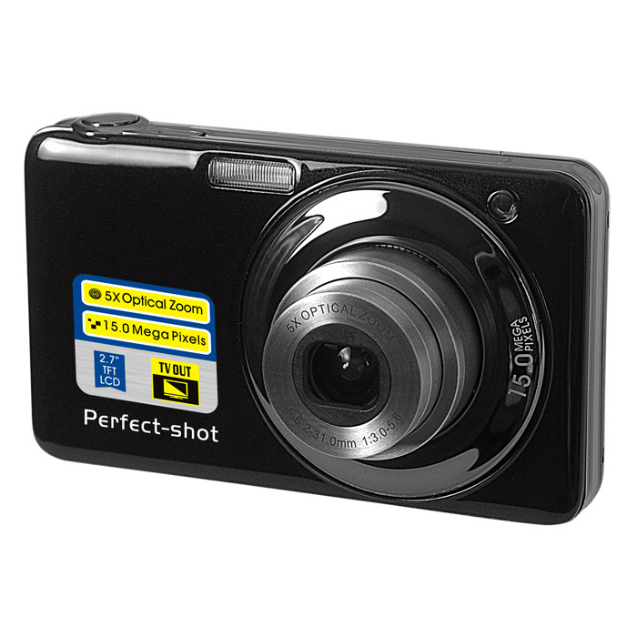 ФОТО High Quality Mini Portable 15 MP Digital Camera with Lithium 3.7V Battery Support Multi-language Compact Cameras DC-V600
