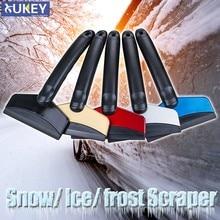 Xukey удаление скребка для снега, автомобиль, грузовик, ветровое стекло, лед, лес, лопата, нож, ручка для лобового стекла, очиститель на открытом...