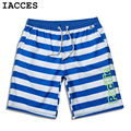 Brand Mens Summer Quick Dry Striped Board Shorts Fashion Mens Casual Swimwear Swimsuits Shorts Male Plus Size Beach Shorts Gifts