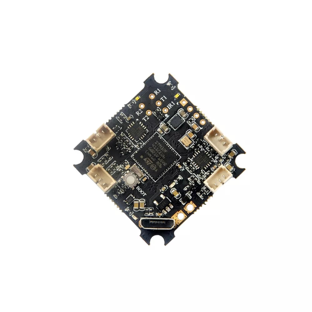 Happymodel Crazybee F4 Pro V2 0 Mobula7 HD 1 3S Flight Controller w 5A ESC Compatible Flysky Frsky DSMX Receiver in Parts Accessories from Toys Hobbies