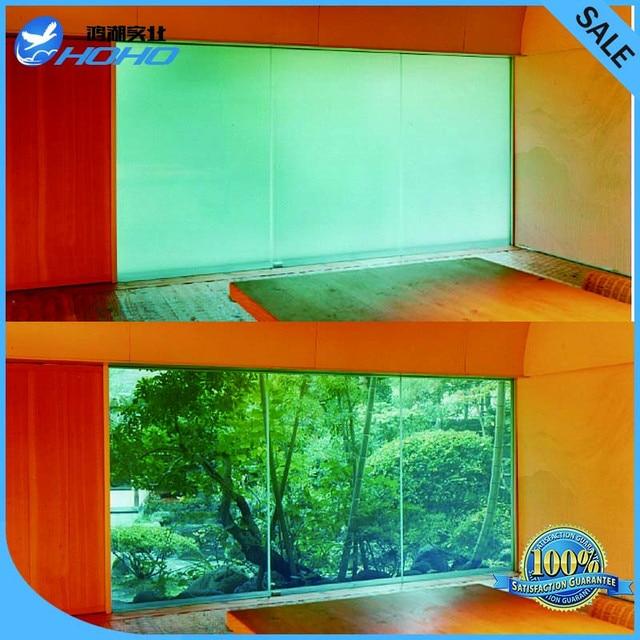 Smart Film Verre \\/il utiliser pour projecteur écran, électrique ...