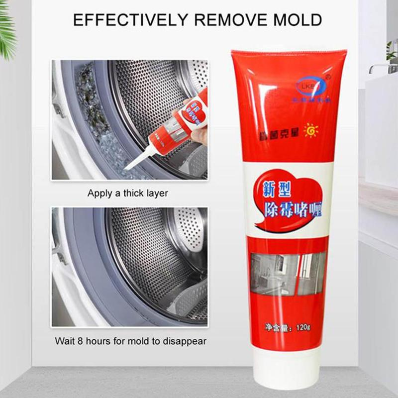 Household Cleaner Chemical Miracle Deep Down Wall Mold Mildew Remover Caulk Gel Mold Remover Gel Contains Chemical Free Wood