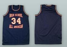 b8301a59d400 SexeMara High School All American Basketball Jersey Custom Player and Number