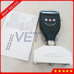 HT-6510N Écran Testeur de Tension de tension en acier de maille écran de mesure tensiomètre