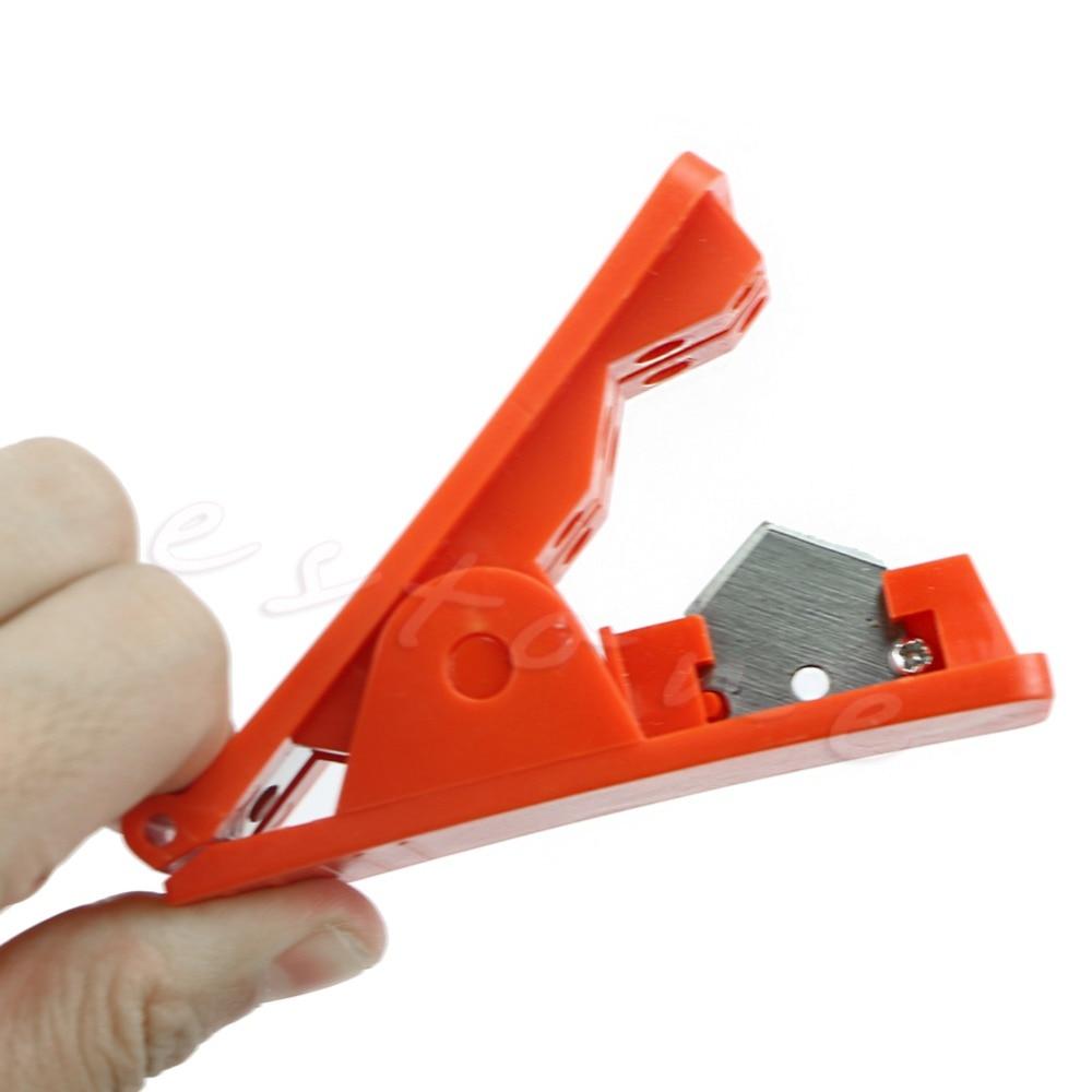Rubber Silicone PVC PU Nylon Tube Plastic Pipe Hose Cutter Cut Up Scissors YF W15