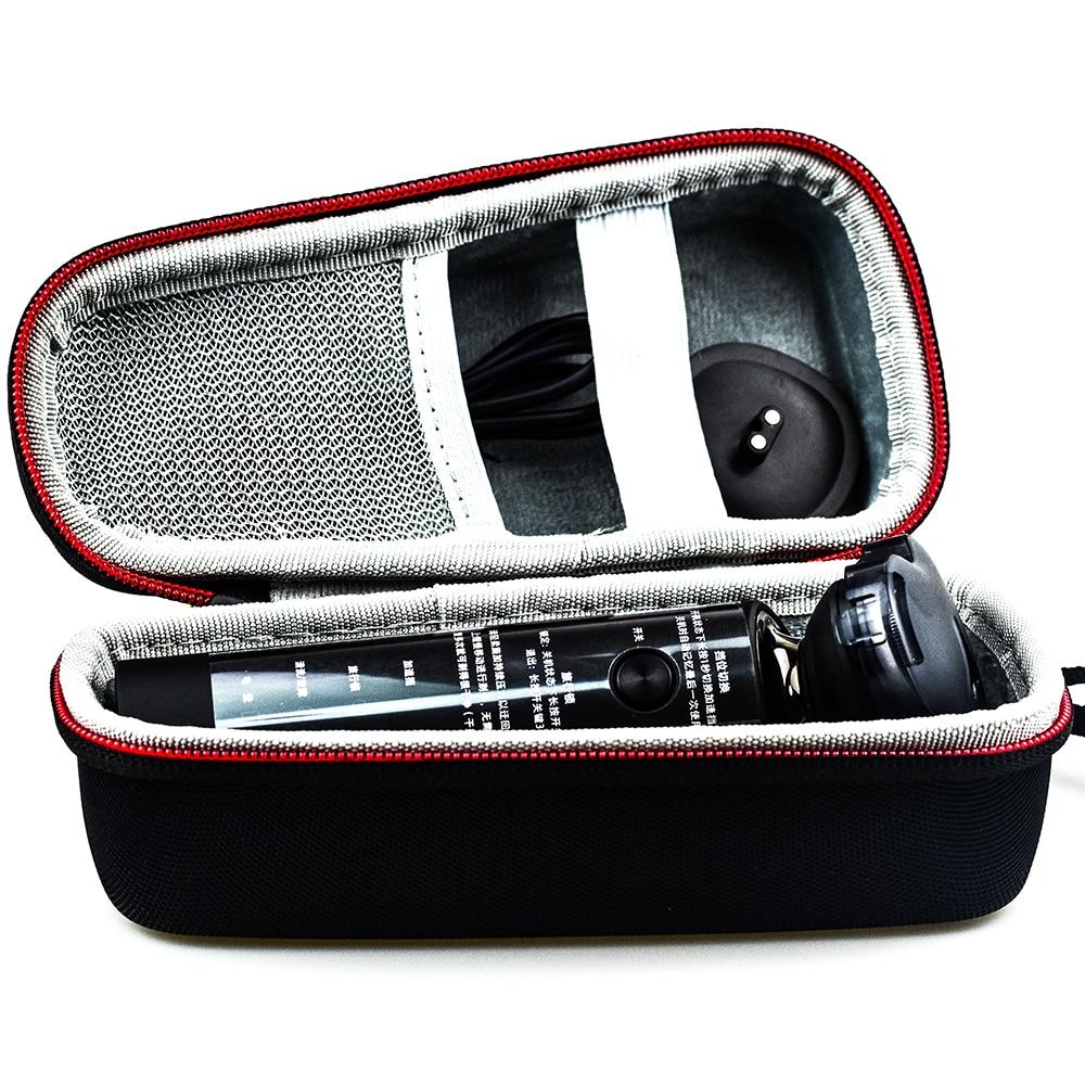 Xiaomi Mija Shaver Case Travel Storage Bag for Philips Razo Trimmer 1000 3000 5000 S5530  S5420 S5320 S5130  S1510 S3580 S5110Xiaomi Mija Shaver Case Travel Storage Bag for Philips Razo Trimmer 1000 3000 5000 S5530  S5420 S5320 S5130  S1510 S3580 S5110